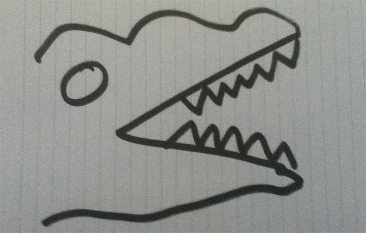 Cách dạy bé lớp 1 dấu lớn hơn nhỏ hơn bằng phương pháp kể chuyện cá sấu tham ăn