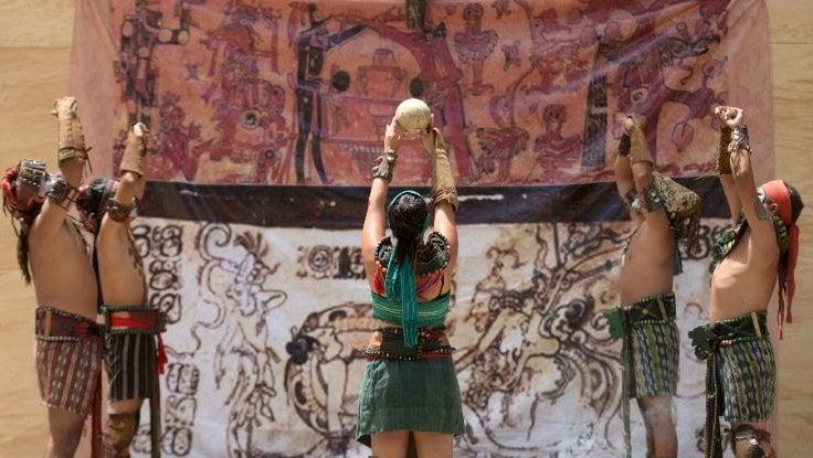 Điều gì đã xảy ra với người Maya
